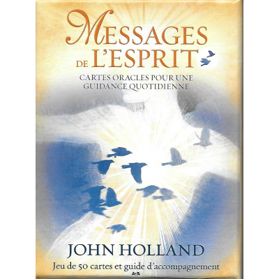 Cartes - Messages de l'esprit,  John Holland